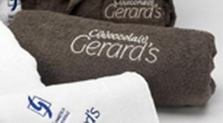 Gerards Ručník bílý - podložka k lůžku nebo do koupelny 50x 72cm