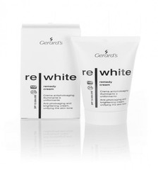 Gerards Re-White Remedy 50 ml - Krém na pigmentové skvrny a proti stárnutí