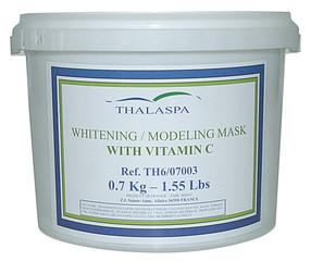 Thalaspa Whitening Mask with vit.C 0,7kg - Bělící alginátová maska s vitamínem C (lifting)
