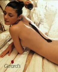 Gerards Čokoláda plakát