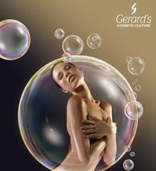 Gerards Hamam - Mýdlový plakát