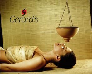 Gerards Shirodara plakát