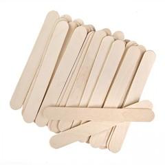 Špachtle dřevěné 1,9x15cm 100ks