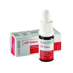 Sueda ATP Tincture 10 ml - Speciální prostředek na zarostlé nehty