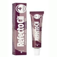 RefectoCil Chestnut 4 - Barva na řasy a obočí Kaštanová