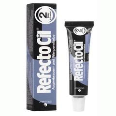 RefectoCil Blue-black 2 - Barva na řasy a obočí Modročerná