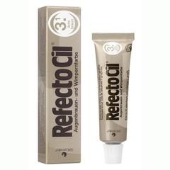 RefectoCil Light brown 3.1 - Barva na řasy a obočí světlehnědá