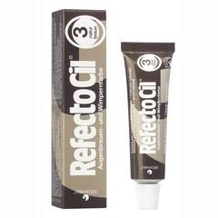 RefectoCil Nature brown 3 - Barva na řasy a obočí Hnědá