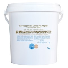Thalaspa Algae Body Pack hubnoucí a zpevňující zábal z řas 5 Kg