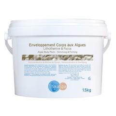 Thalaspa Algae Body Pack hubnoucí a zpevňující zábal z řas 1500g