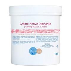 Thalaspa Draining Active Cream odvodňovací krém 1Kg